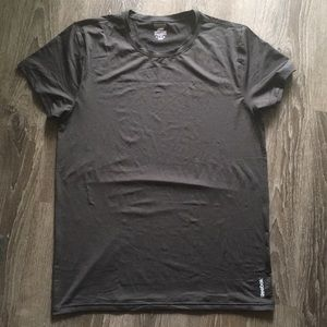 Men's Reebok workout shirt
